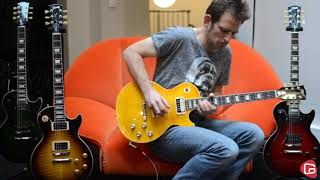 Test guitare Gibson Slash Les Paul Standard