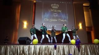 rjvn dance crew the golden twilight prom night
