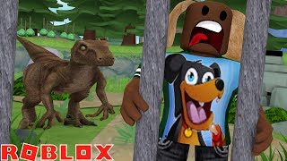 HOW TO FIND THE ULTRA RARE VELOCIRAPTOR - ZOO TYCOON - Roblox gaming adventures