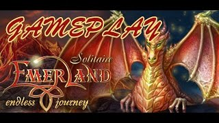 Emerland Solitaire: Endless Journey | HD Gameplay