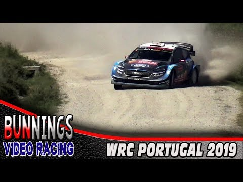 WRC Rally Portugal 2019 - @BunningsVideo