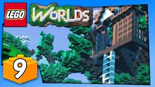 Lego Worlds Gameplay - UPDATE IS COMING TO LEGO WORLDS - PC Walkthrough Part 9   Pungence