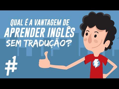 Qual é a vantagem de aprender inglês sem ...