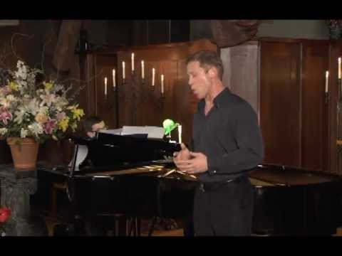 Clint Borzoni, Composer by Randal Turner, Baritone Allen Perriello, Piano