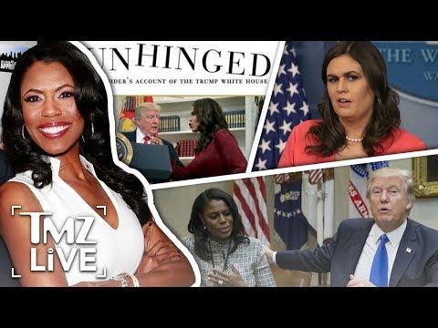 Omarosa Says Trump's Trying to Start Race War! | TMZ Live
