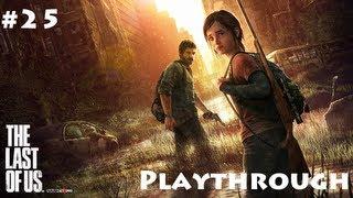 The Last Of Us Playthrough // Zu Viele Twists! // Part 25 [german]