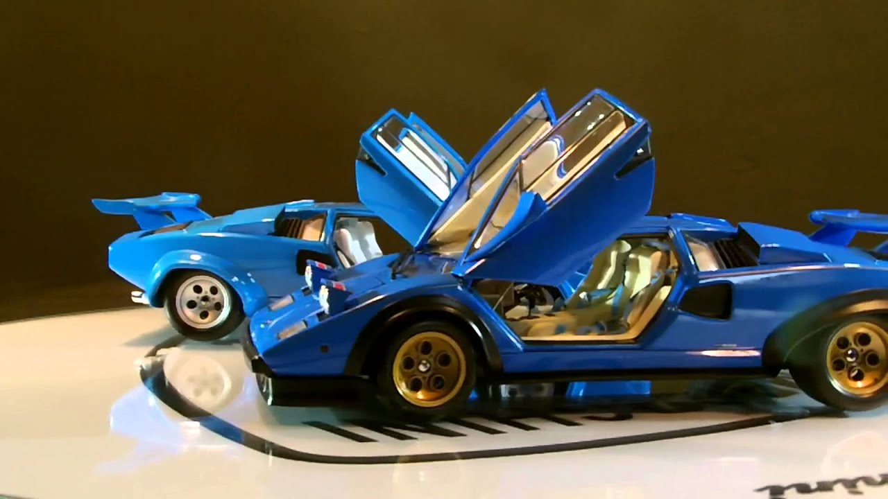 maxresdefault Astounding Lamborghini Countach Built In Basement Cars Trend