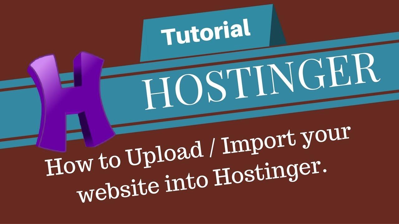 hostinger top web host provider - web hosting company - Web host providers