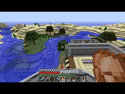 Minecraft Let's Play Ep. 108- The Iron Foundry