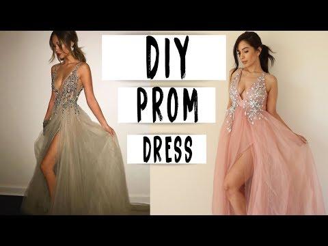diy-$10,000-designer-prom-dress