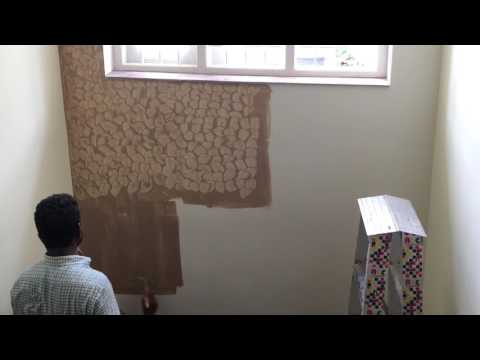 National painters dapple effect
