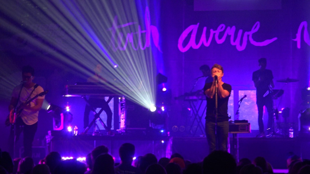 Tenth Avenue North What You Want Tour