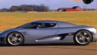 el auto mas rápido del mundo