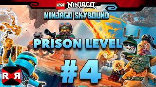 LEGO Ninjago: Skybound - All New Prison Level - iOS / Android - Walkthrough Gameplay Part 4