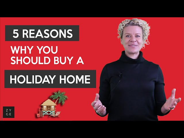 5 reasons why you should buy a holiday home in Spain