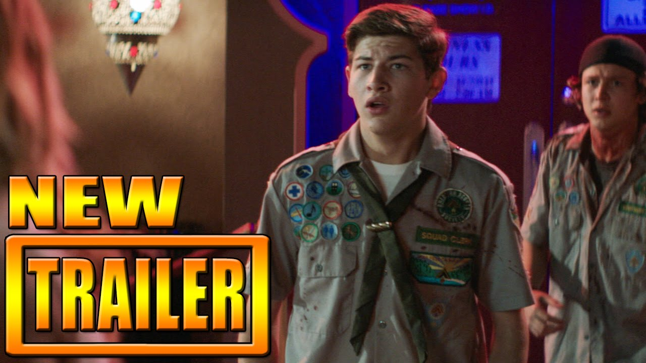 """Scouts guide to the zombie apocalypse"""" flops – the observer."""