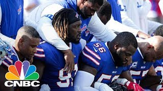 National Football League's Anthem Protests May Be Starting To Hit Fox's Bottom Line | CNBC