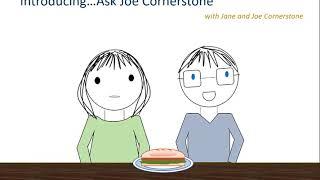 Joe and Jane Cornerstone - e2