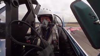 وتجول عبر فيديو بتقنية 360 درجة من داخل المقاتلة سو 27