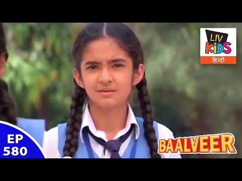 Baal Veer - बालवीर - Episode 580 - Meher Saves Manav With Her Powers thumbnail