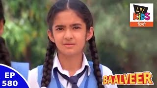 Baal Veer - बालवीर - Episode 580 - Meher Saves Manav With Her Powers