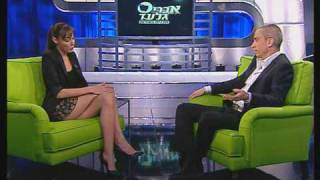 Gal Gadot Interview (Avri Gilad Talk Show) Sep 2009 (Hebrew)