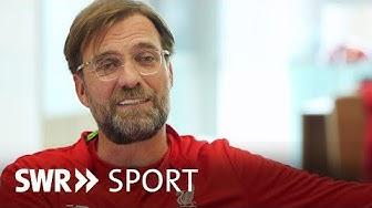 Jürgen Klopp Interview [english subtitles] über CL, England und seine Träume   SWR Sport