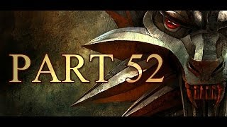 The Witcher HD Hard Difficulty Walkthrough With Snake and Jany Part 52