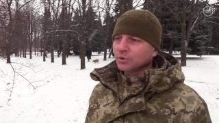 Версии стрельбы на КПВВ  Майорск