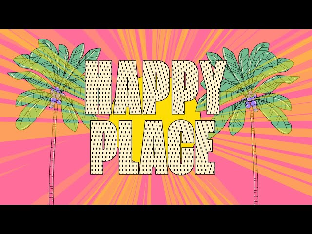 Oisín - Happy Place (Official Lyric Video)