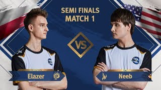 [GSL vs. the World 2019] Ro.4 Match1 Elazer vs Neeb