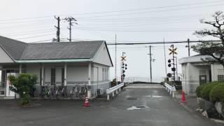 愛媛県松山市の松山港 高浜港のそばにある梅津寺駅です。 東京ラブスト...