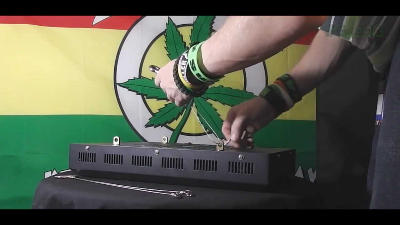 Setting up G8 450 in AgroMax Grow Tent & Setting up G8 450 in AgroMax Grow Tent - YouTube