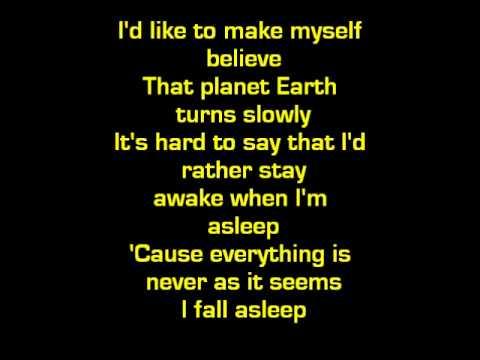 Fireflies Lyrics [Owl City] - YouTube