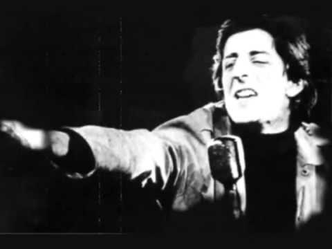 Giorgio Gaber Eppure Sembra Un Uomo Youtube