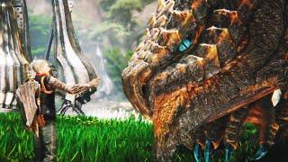 Scalebound Gameplay Demo Dragon-riding  | Gamescom 2015 Xbox One