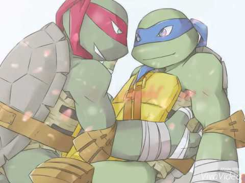 Tmnt Raph X Leo And Donnie X Mikey
