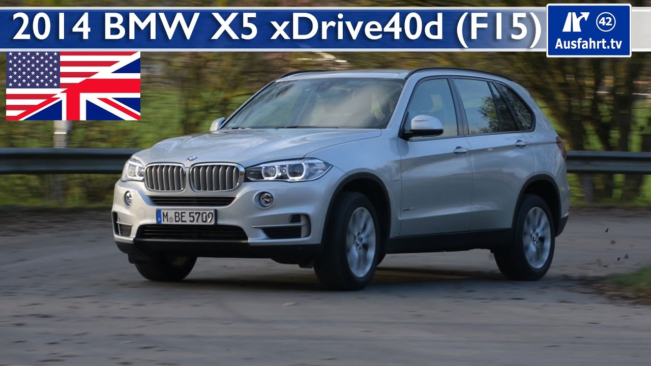 2014 BMW X5 xDrive40d Test Test Drive and In Depth Car Review