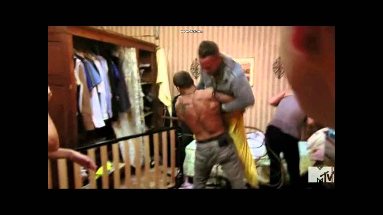 Download Jersey Shore Season 4 - Mike and Ronnie full fight