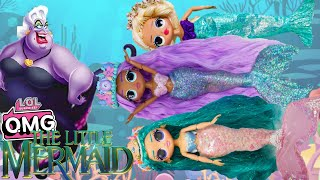 OMG DIY Mermaids OMG Merbaby OMG Splash Queen A Mermaid Tale OMG Swag