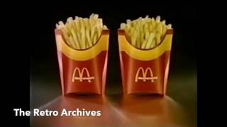 Vintage Fast Food Commercials