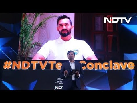 NDTV Tech Conclave 2018: Rapid Fire With Dinesh Kartik thumbnail