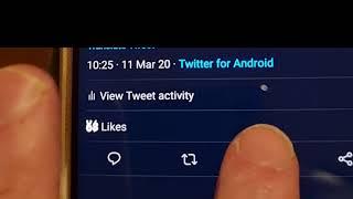 Twitter bug allows infinite likes