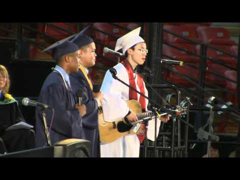 Elk Grove High School Graduation Performances - Class of 2011