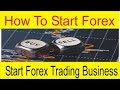 How To Start Forex Business | Currency Trading First Lesson TaniForex Tutorial For Beginners in Urdu