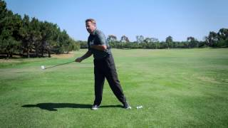 Excess Head Movement in the Golf Swing
