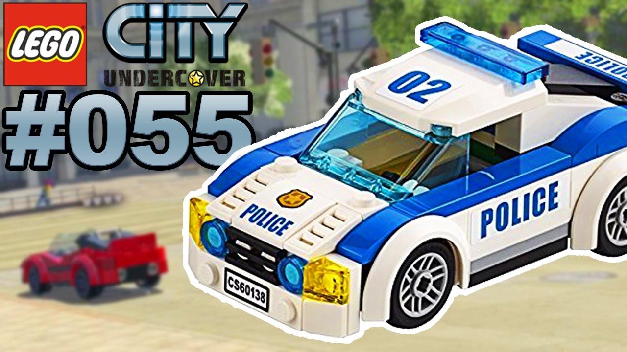 Lego City Undercover 055 Polizei Bonusmission Lets Play Lego