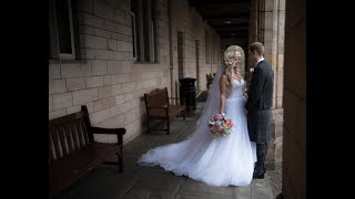 April & Jordan | Wedding Film | King's College / Norwood Hotel | Aberdeen | Scotland