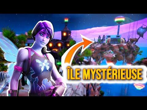 l'Île-mystÉrieuse-sur-fortnite-creatif---un-tresor-inoubliable-!