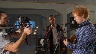 "Kasha Rae ft. Ed Sheeran ""Suits"" Making the / Behind the scenes"